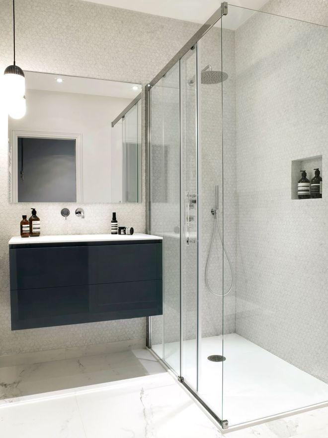 Une douche de rêve dans 4 m2, c'est possible !