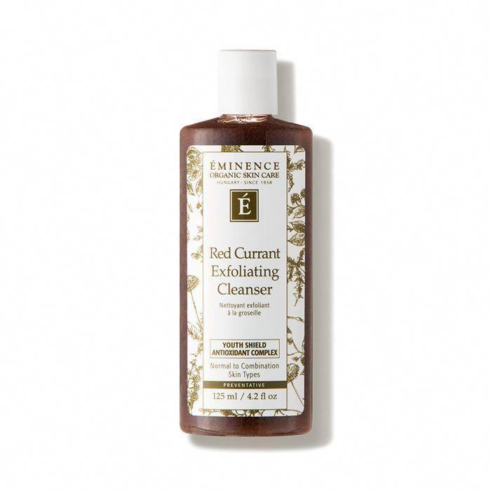 Eminence Organic Skincare Red Currant Exfoliating Cleanser Organicskincareeminence Peeloffmas Eminence Organic Skin Care Natural Aging Skin Care Organic Skin