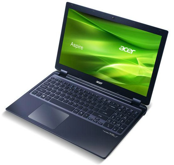 Acer releases another ultrabook at CeBit 2012. The Acer Aspire Timeline Ultra M3.