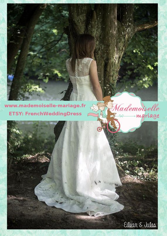 ¤ You buy what you see, buy with confidence at FrenchWeddingDress! ¤  Special low budget wedding dress hight quality lace dress boho classic