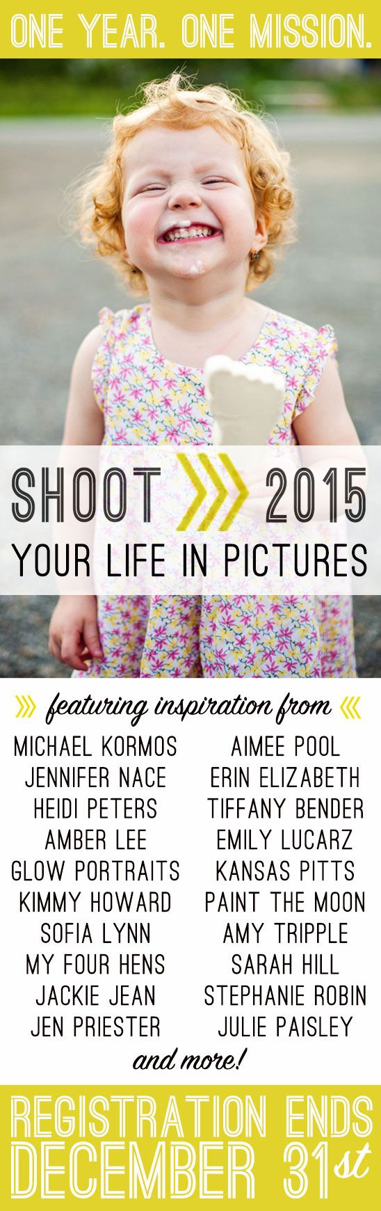 I can't wait for this to start! it's a year long online photography workshop - you can win enrollment on this blog.