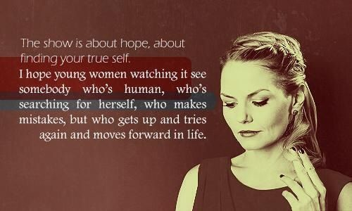 Emma swan quote once upon a time pinterest role for Jennifer morrison tattoo