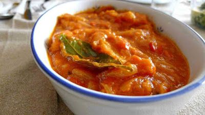 Cocinar sin miedo bacalao con tomate o encebollao de for Cocinar cocochas de bacalao