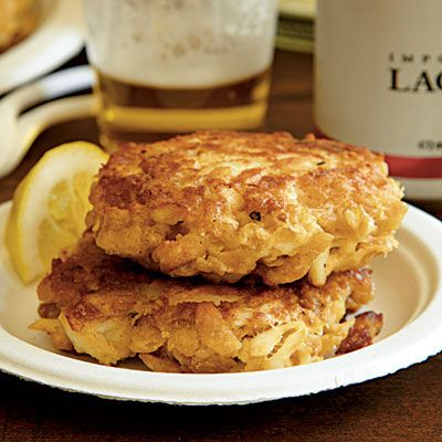 Bowens Island Lump Crab Cakes - Secret Recipes from the South's Best Dives