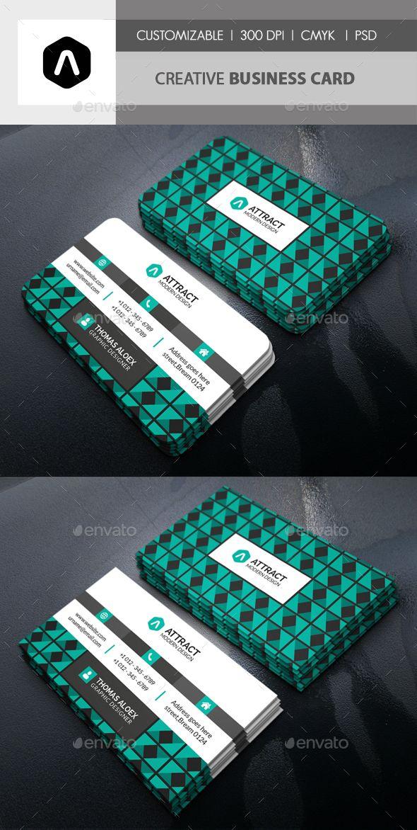 974 best Business Card Template Design images on Pinterest ...