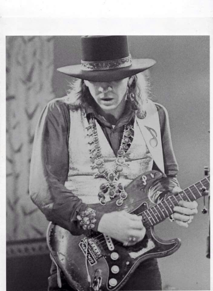 SRV AND  HIS STRAT WILL LIVE FOREVER