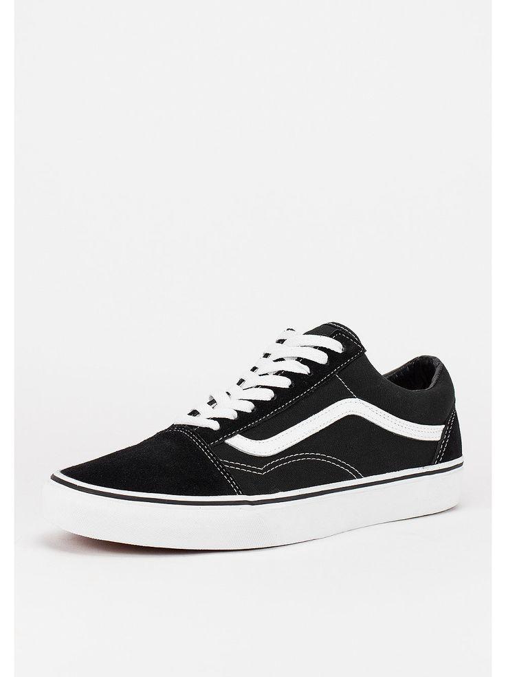 VANS Schuh Old Skool black/white