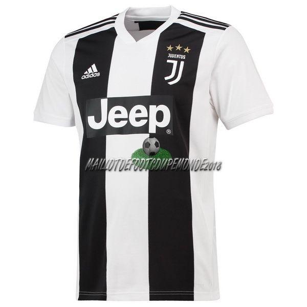 Maillot Juventus Domicile 2018-2019   Maillot France   Adidas, 18th 85e98bc30969