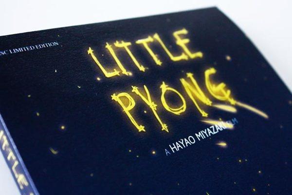 Little Pyong : Media Pack by Jun Kim, via Behance