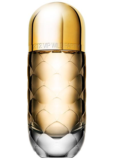 212 VIP Wild Party Carolina Herrera perfume - a new fragrance for women 2016