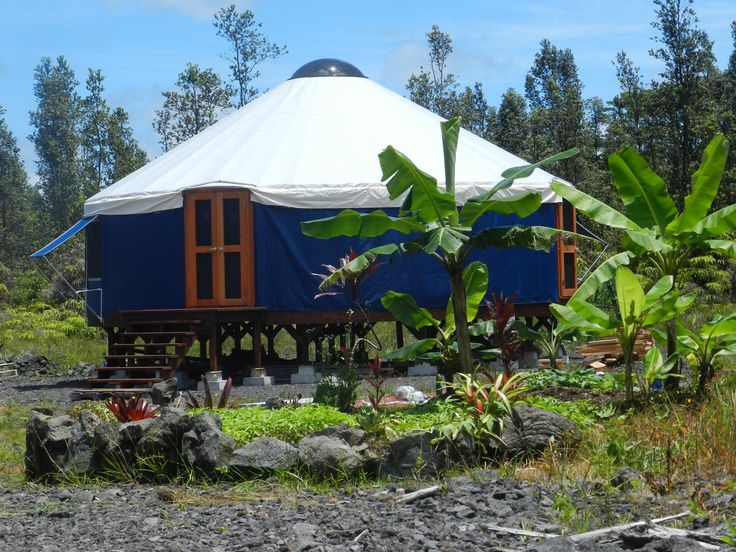 Book your groups Hawaii Adventure Tour with one of our Yurt Studios! & 61 best Eco Hostel Hawaii images on Pinterest | Hostel Hawaii and ...