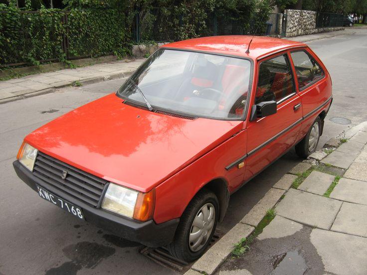 Запоро́жець ЗАЗ-1102 Таврія/Zaporozhets ZAZ-1102 Tavria (unspecified year)