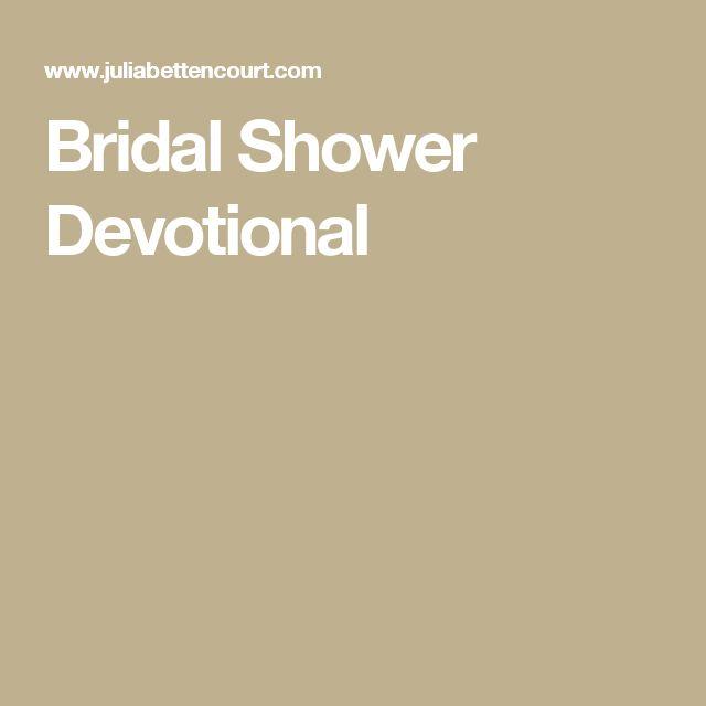 bridal shower devotional devotions pinterest bridal showers bridal showers and bridal shower tea