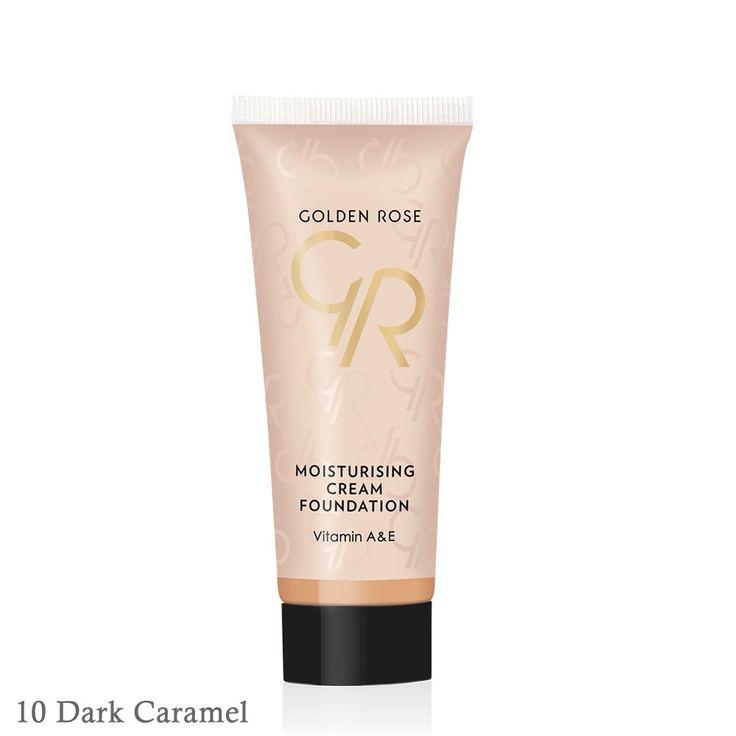 Golden Rose Moisturizing Cream