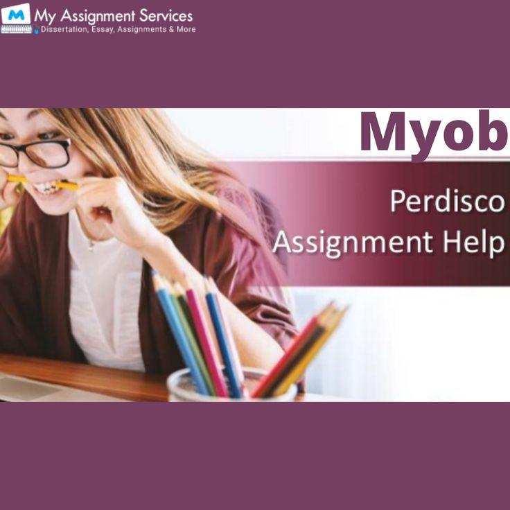 Do my myob assignment