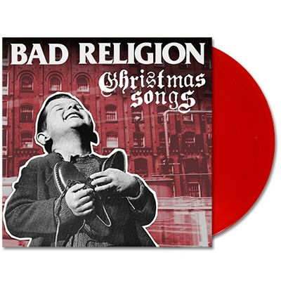 Bad Religion - Christmas Songs - LP