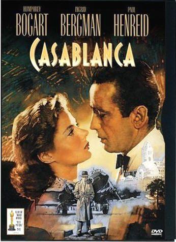 Casablanca.Movie Posters, Classic Movie, Romantic Movie, Casablanca 1942, Humphrey Bogart, Classic Film, Ingrid Bergman, Favorite Movie, Humphreybogart