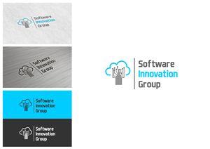 Software Innovation Group Bold, Modern Logo Design by Amduat Design