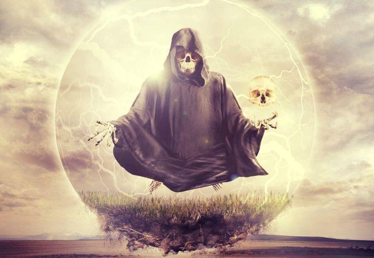 La morte ci accompagna da sempre, la morte è l'unica costante della vita, ecco perchè...