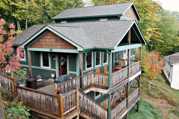 Our Mountain Dream - Cabin rentals in NC, NC cabin rentals, cabins in Boone NC