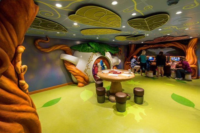 A Walk Around the Disney Magic Cruise Ship – Pools, Kids Clubs, Theaters, Senses Spa, Shutters – easyWDW