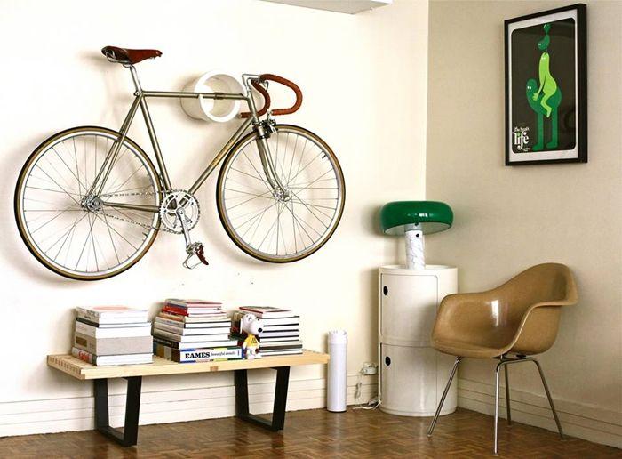 Decoración con bicicletas: ¡usar y colgar! - El Armario de Pandora