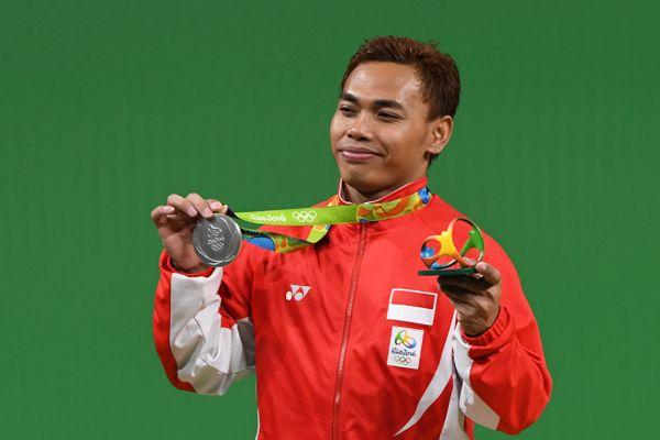 MANTAF, Eko Yuli Irawan Sumbang Medali Kedua Indonesia