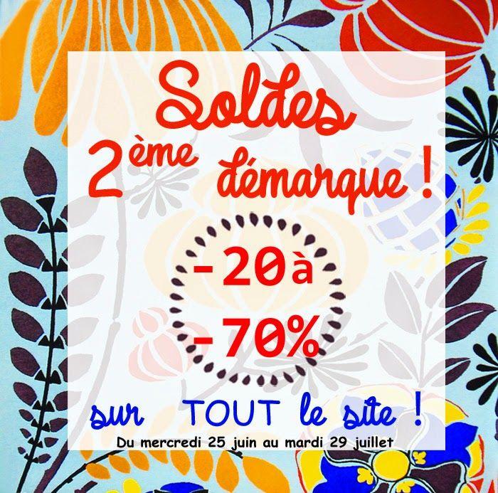 Louna Bazarette by LounaCasa.com   SOLDES ! Deuxième démarque !    Attention SOLDES 2ème DEMARQUE !  avec Nat et Nin, Naterra, La Fiancée du Mékong, Petite mendigote,...