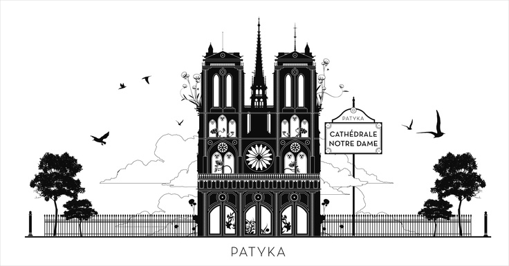 Cathédrale Notre Dame - Paris