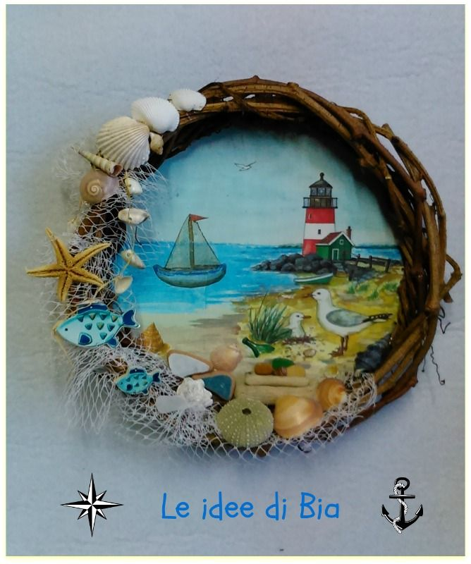 The Bia's ideas of sea...