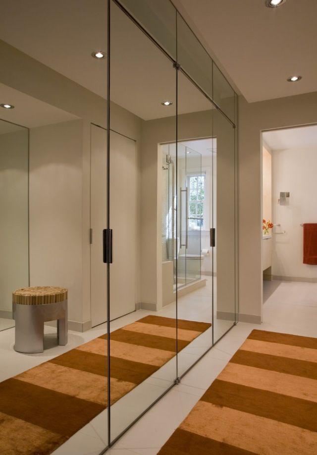 Modern Mirrored Closet Doors best 25+ mirrored closet doors ideas only on pinterest | closet