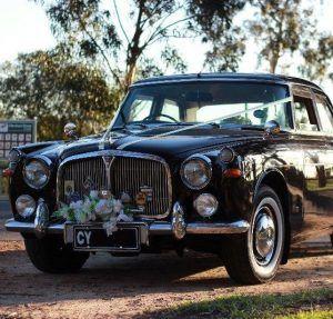 """The Regal"" - 1961 Rover P5"