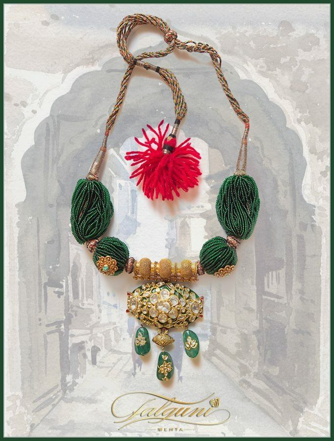 Jewellery by Falguni Mehta