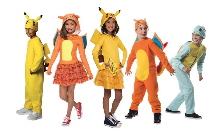 Pokémon Go Halloween Costume Ideas                              …