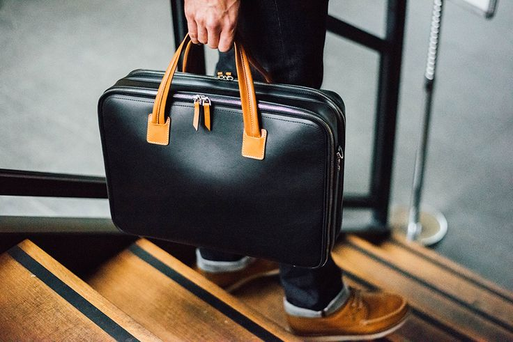 Sac 36H Lundi Paris #style #menstyle #bags #sac #look #mode #homme