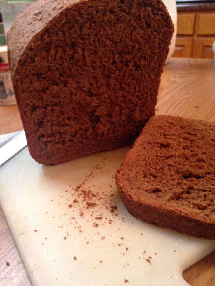 Dark Pumpernickel Bread | Best Breads | Pinterest