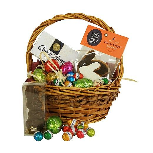 Easter Bunny's Basket - Bestow Gifts Auckland