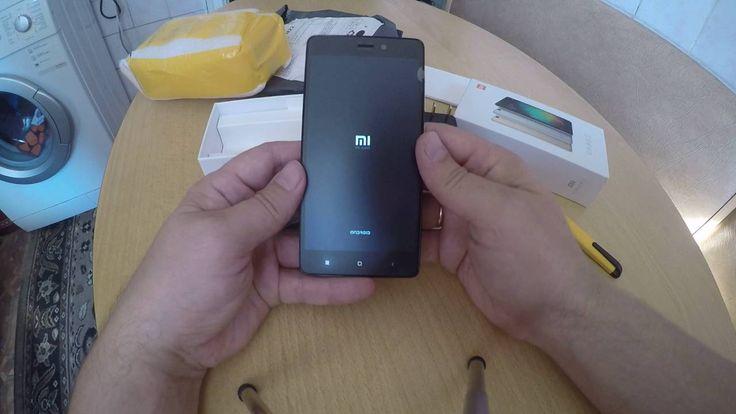 Распаковка Xiaomi Redmi 3