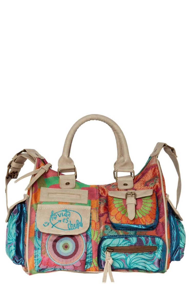 Bolso Desigual Mini Patch