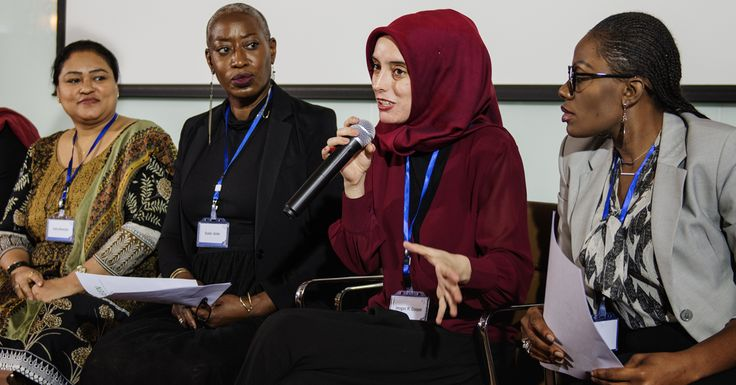role of muslim women in society There are some muslims (both women and men) in america who are  of islam,  examine muslim women's roles in islam and modern american society, and.