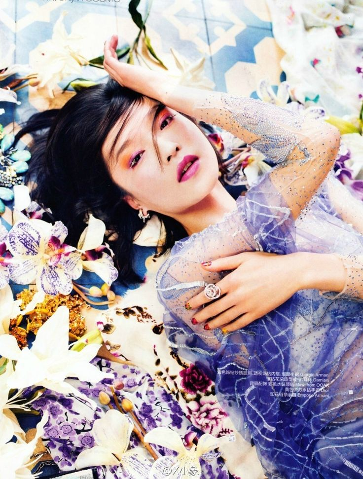 Photo by Mika Ninagawa
