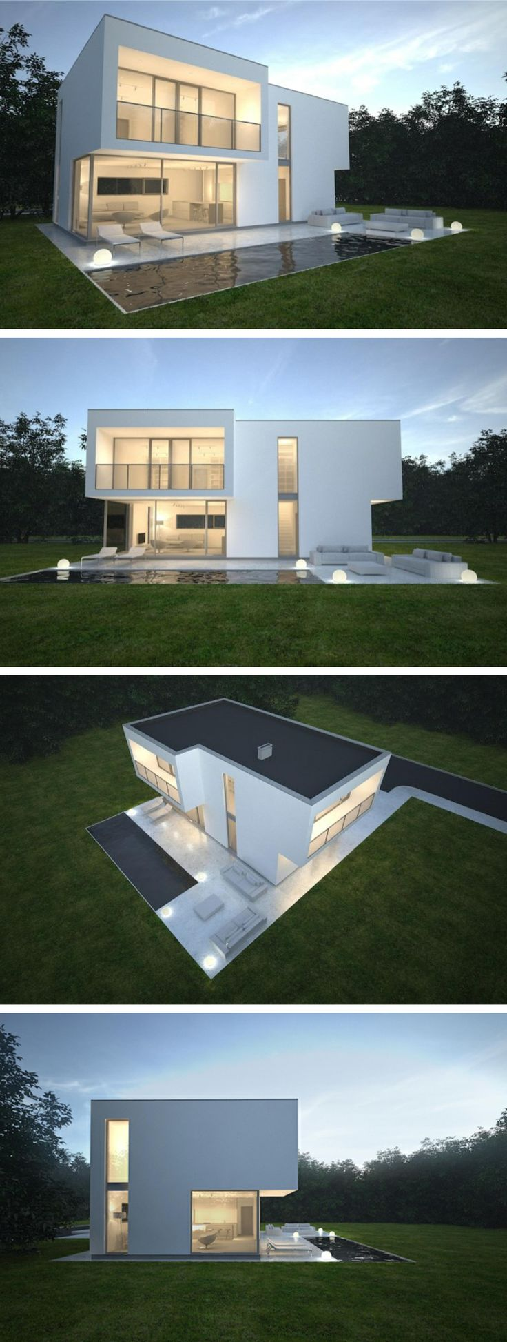 baltas house by NG architects www.ngarchitects.lt