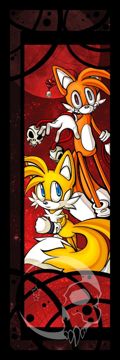 .:Bookmark Tails Tails Doll:. by Shanella on DeviantArt