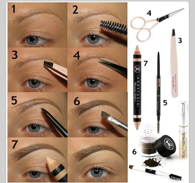 Eyebrows   Cut, Paint, Make, Dress Me Up and More!   Pinterest