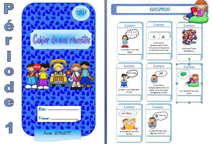 Cahier de réussites CP Je peux ENFIN vous présenter mon cahier de réussites pour…