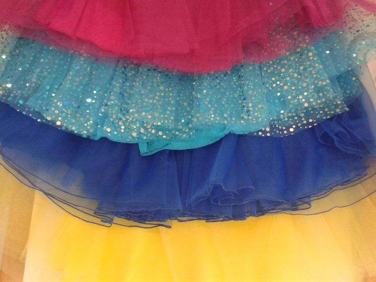 AMAZING #TULLE COLORS TODAY www.thegirlthatloves.com