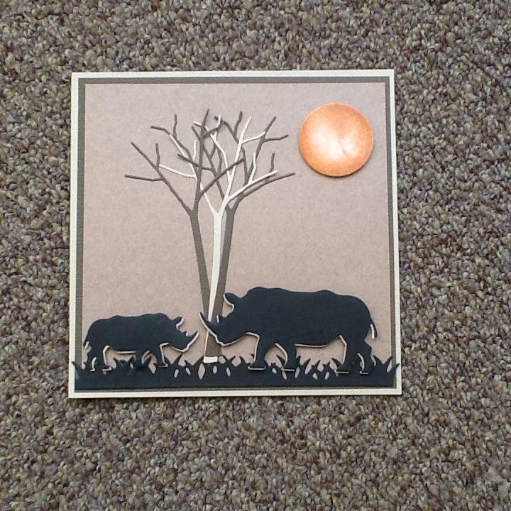 Nellie Snellen VIND031 rhino die