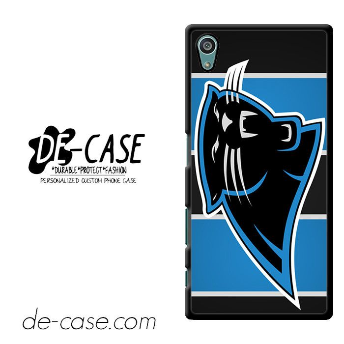 Corolina Panthers Football Team NFL DEAL-2825 Sony Phonecase Cover For Xperia Z5