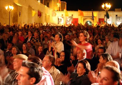 THE VIEW FROM FEZ: Fes Sacred Music Festival 2007 - Provisional programme.