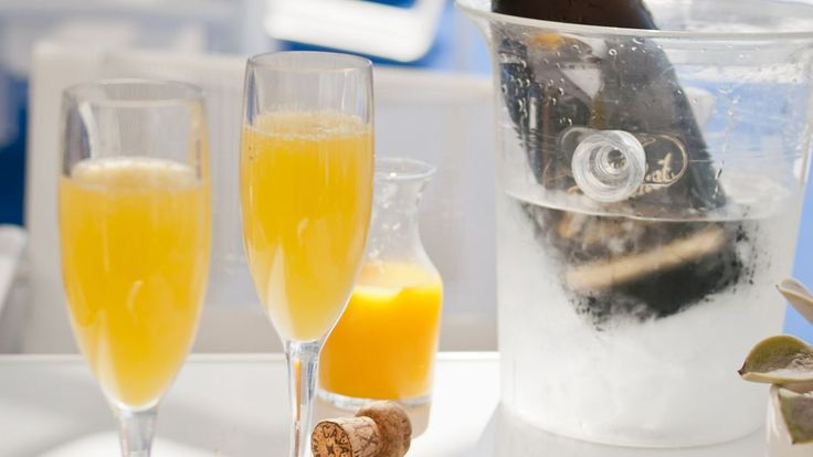 11 brunch spots with bottomless mimosas. Venkman's & Kaleidoscope